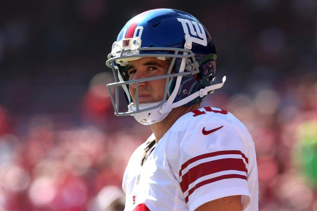 New York Giants: Progress Report Headed into Week 7