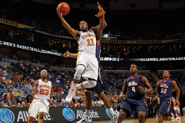 Trae Golden Has Gained the Confidence to Lead Vols