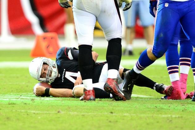 Kevin Kolb Injury: Updates on Arizona Cardinals QB's Ribs