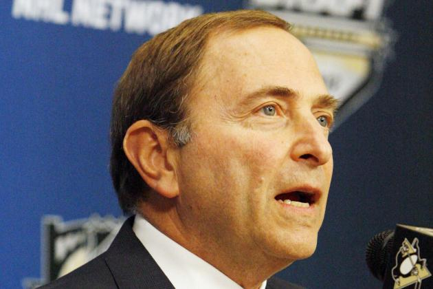 NHL Makes 50/50 Offer to NHLPA in Negotiations