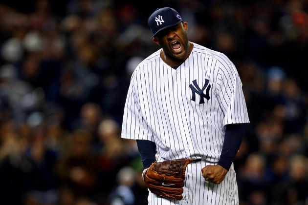 Yankees vs. Tigers: CC Sabathia Will Lead New York Back into ALCS
