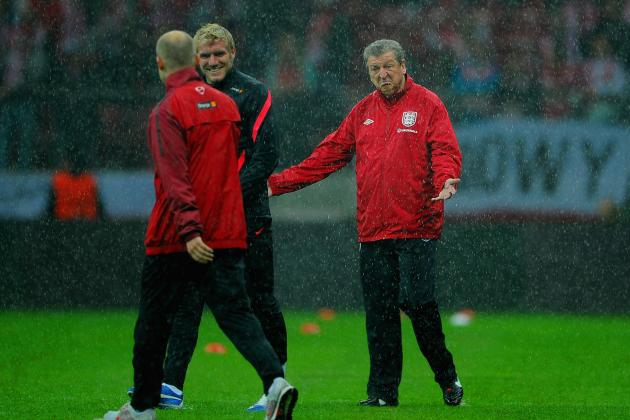 England vs. Poland: World Cup Qualifier Postponed Due to Rain