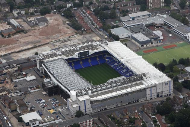 Spurs Hope to Stay at the Lane During Rebuild