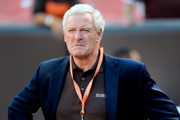 Jimmy Haslam, Joe Banner In, Mike Holmgren Out: Why a Change Is Good for Browns