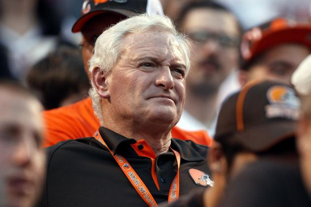 Jimmy Haslam Addresses Media Upon Taking Ownership of Browns