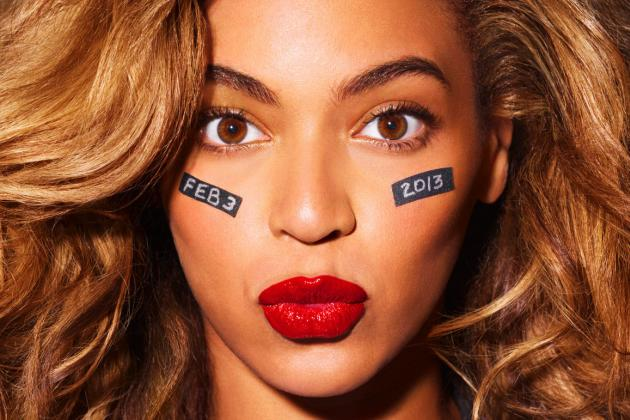 Beyonce Slated to Perform at Halftime Show of Super Bowl XLVII