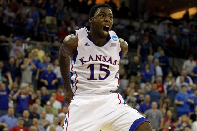 Senior Guard Elijah Johnson Relishing Lead Role for KU