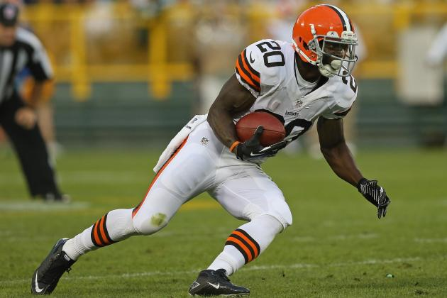 Montario Hardesty: Browns Running Back Is Short-Term Fix in Fantasy Football