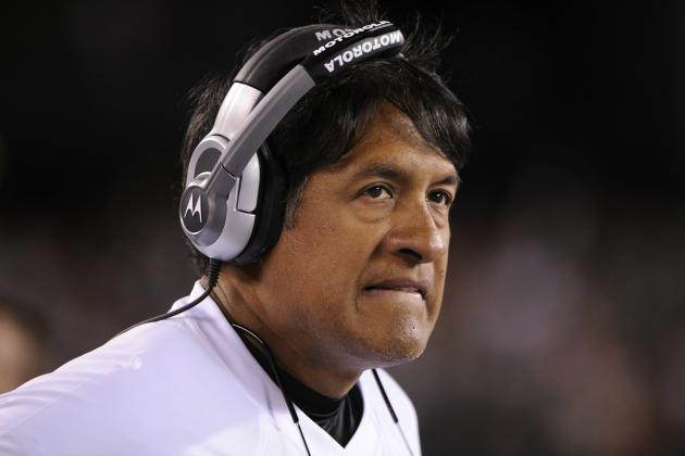 Philadelphia Eagles Fire Juan Castillo; Peter Principle Safe for Now