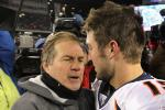 Belichick Has Some Praise for Tebow