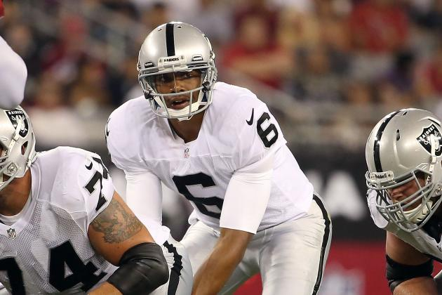 Carson Palmer vs Terrelle Pryor: Which QB Makes More Sense for Raiders' Offense?