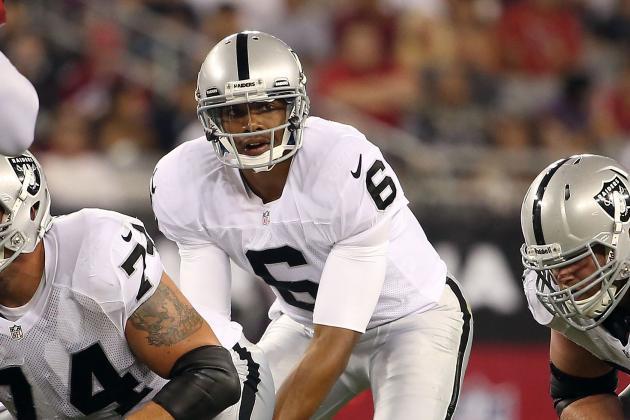 Carson Palmer vs Terrelle Pryor: Which QB Makes More Sense for Raiders' Offense?