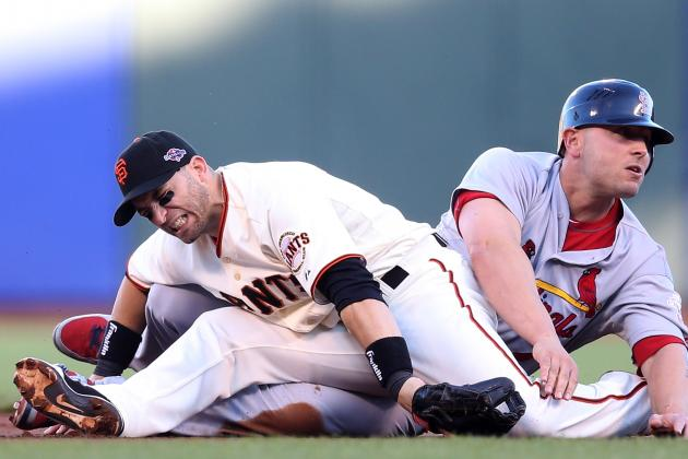 Scutaro Diagnosed with Left Hip Strain