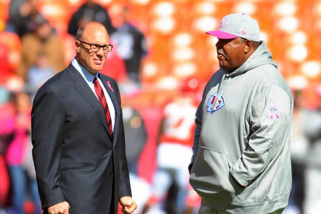 Kansas City Has List of People to Replace Scott Pioli and Other AFC West News