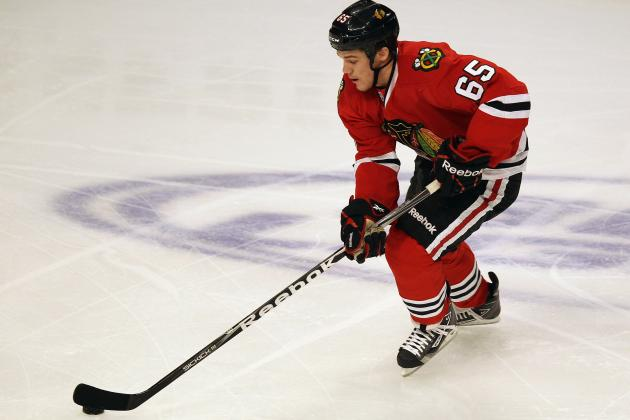 Blackhawks Not Where They Ought to Be