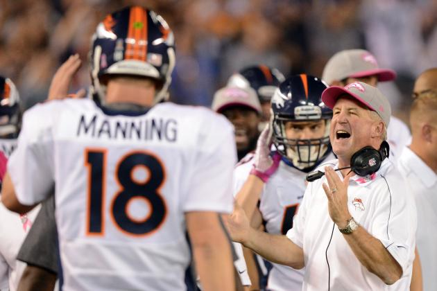 Peyton Manning: Denver Broncos QB Is Having MVP-Caliber Season
