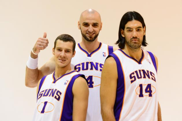 New Bodies but Some Same Concerns for Suns