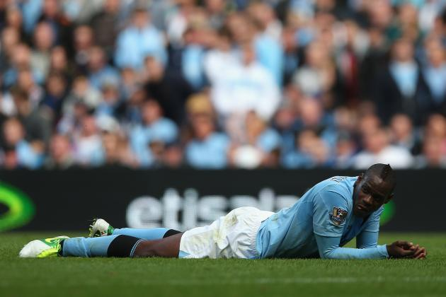 Mario Balotelli: Should Manchester City Sell Him?
