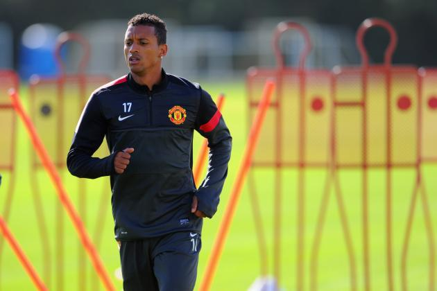 Manchester United: AC Milan Reportedly Hunting Nani's Signature