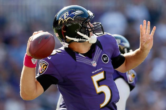 Baltimore Ravens Progress Report: Where Do Things Stand Headed into Week 7?