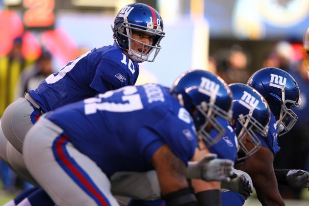 Why Game vs Redskins Is a Must-Win Game for the New York Giants