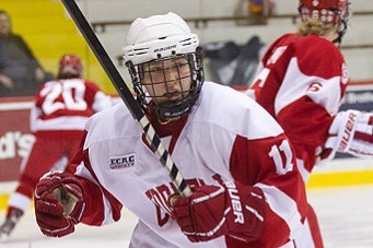 Cornell Competes in Pair of Exhibition Games vs. CWHL Franchises