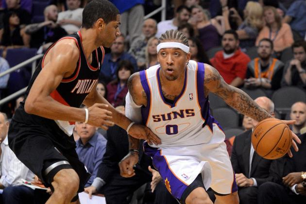 Suns Embark on 2-Game Road Trip