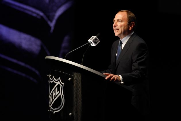 NHL Lockout: Detailing Biggest Remaining Hangups from Latest CBA Offer