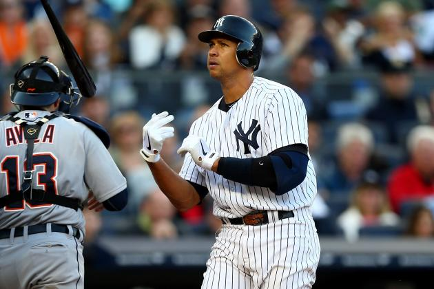 Alex Rodriguez: Benching Troubled Star for Game 3 Is Right Move for Yankees