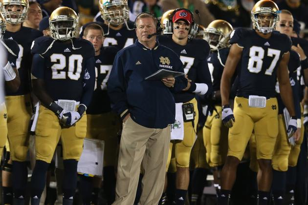 Notre Dame Fighting Irish Will Cruise to Victory Against BYU
