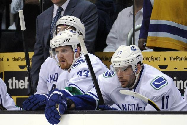 Injuries Costing Canucks (literally) as Lockout Drags On