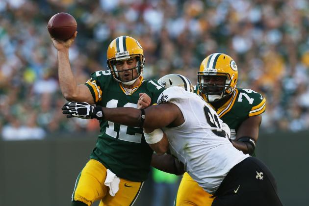 Breaking Down Where Green Bay Packers' Offensive Line Must Improve Most