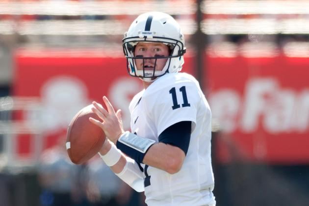 Penn State Football: How QB Matt McGloin's Season Will Land Him in the NFL Draft