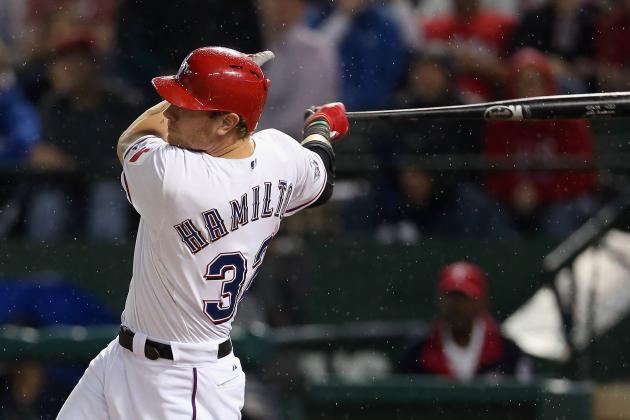 Josh Hamilton: Should the Milwaukee Brewers Pursue the Center Fielder?