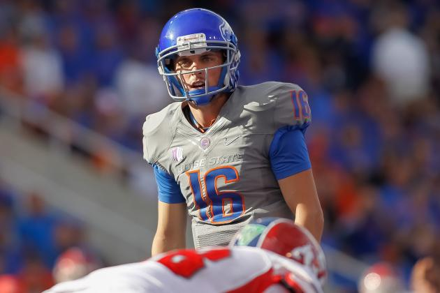 Boise State Football: A Broncos Win Over UNLV Won't Help BCS Ranking