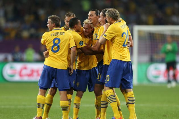 Ibrahimovic: Sweden Comeback One of My Greatest Nights