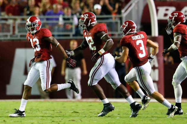 Alabama Football: Crimson Tide Defense Will Exploit Turnover-Prone Tyler Bray