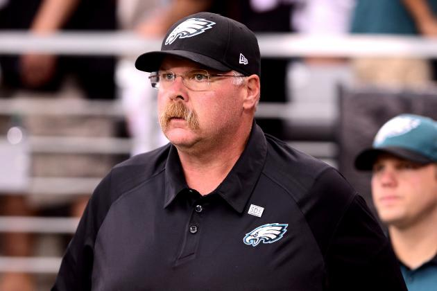 Andy Reid Wanted More Power, He Got It, and Now He's in Trouble