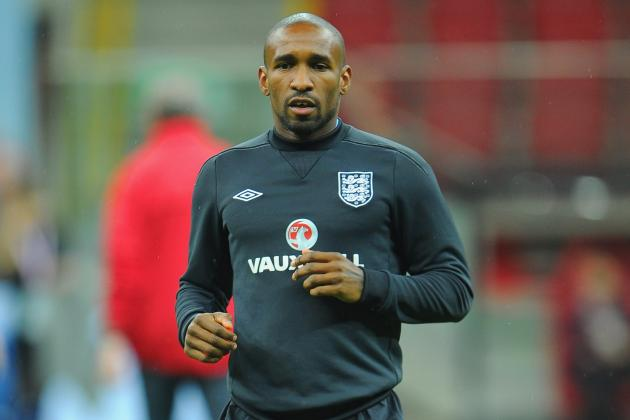 Defoe Recalled to Partner Rooney