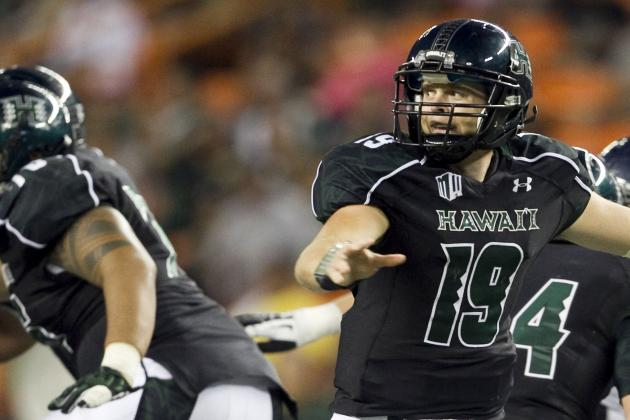 Lobos Utilize Ground Attack as New Mexico Ruins Hawaii's Homecoming Game, 35-23