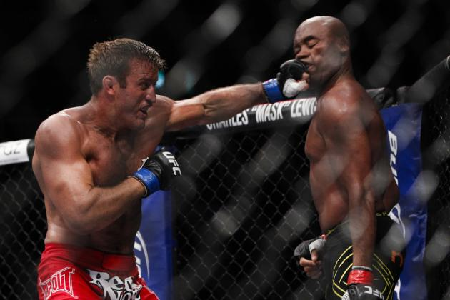 Silva vs. Bonnar: Why Bonnar Has Nothing to Be Ashamed of in Defeat