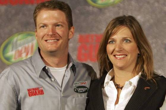 Kelley Earnhardt: Things 'Got Serious Real Quick'