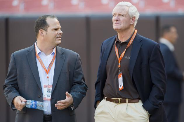 Sources: Browns GM Thinks He Is Next to Go