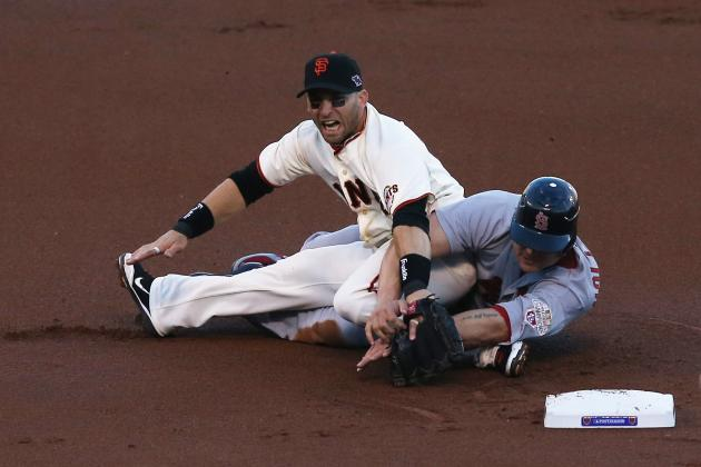 Matt Holliday Versus Marco Scutaro: The NLCS Slide Seen 'Round the World