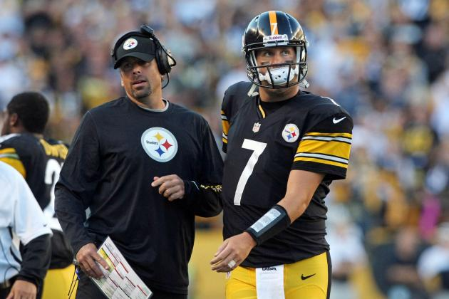 Pittsburgh Steelers' Offense Is Improving, but Must Do More