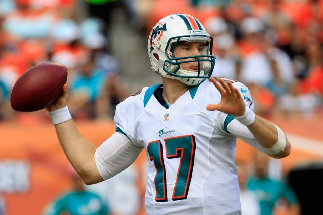 Breaking Down Areas Where Ryan Tannehill Has Surpassed Rookie Expectations