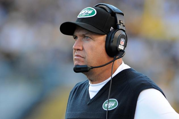 Jets vs. Patriots: Could This Be Rex Ryan's Last Trip to Gillette Stadium?
