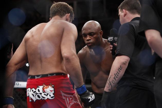 Anderson Silva: Why He Hasn't Earned the Right to Choose His Opponents