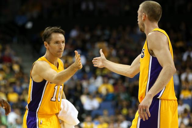 What the Los Angeles Lakers Should Do with Excess Point Guards