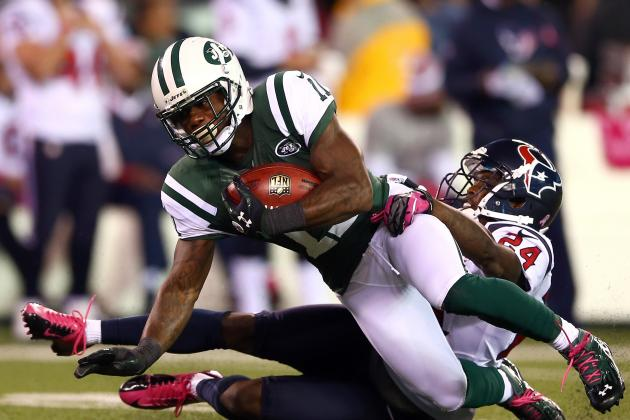 Jeremy Kerley: Jets WR Is Now Top Fantasy Target in New York